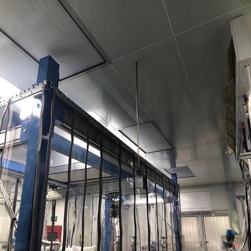 北京科学研究院铝合金轨道安装
