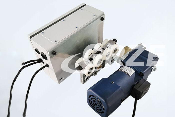 铝合金轨道系统专用电驱