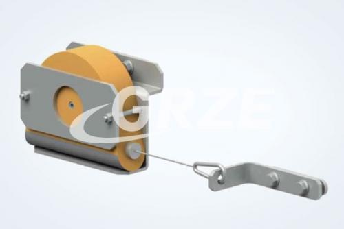 伸缩梁装置